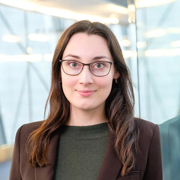 Anastasija Ore Leiterin des Büros – Brüssel